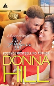 A Scandalous Affair ebook by Donna Hill