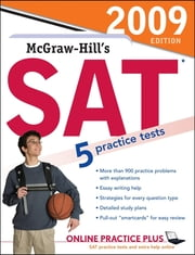 McGraw-Hill's SAT, 2009 Edition ebook by Christopher Black,Mark Anestis
