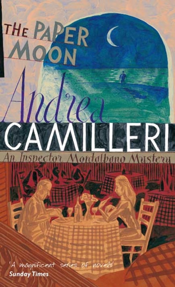 The Paper Moon: An Inspector Montalbano Novel 9 ebook by Andrea Camilleri
