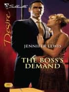The Boss's Demand ebook by Jennifer Lewis