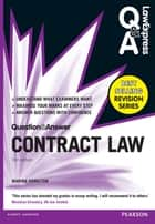 Law Express Question and Answer: Contract Law (Q&A revision guide) ebook by Ms Marina Hamilton