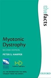 Myotonic Dystrophy ebook by Peter Harper
