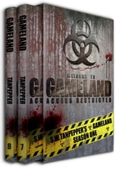 Tag, You're Dead + Jacker's Code (Episodes 7 + 8, S.W. Tanpepper's GAMELAND) - Episodes 7 + 8 ebook by Saul Tanpepper