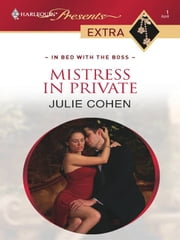 Mistress in Private ebook by Julie Cohen