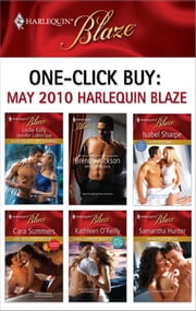 One-Click Buy: May 2010 Harlequin Blaze - Spontaneous\Surprise Me...\Led into Temptation\Long Summer Nights\Make Your Move ebook by Leslie Kelly,Jennifer LaBrecque,Brenda Jackson,Isabel Sharpe,Cara Summers,Kathleen O'Reilly