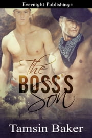The Boss's Son ebook by Tamsin Baker