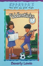 Fiddlesticks (Cul-de-sac Kids Book #11) ebook by Beverly Lewis