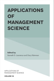 Applications of Management Science ebook by