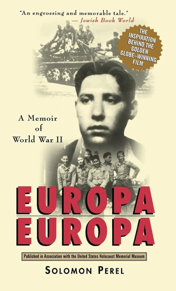 Europa, Europa eBook by Solomon Perel