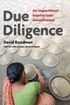 Due Diligence ebook by David Roodman
