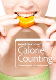 Calorie Counting (Collins Need to Know?) ebook by Kate Santon