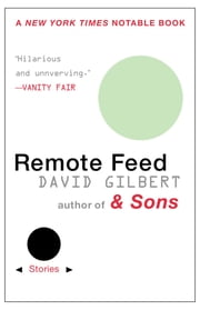 Remote Feed - Stories ebook by David Gilbert