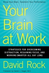Your Brain at Work - Strategies for Overcoming Distraction, Regaining Focus, and Working Smarter All Day Long ebook by David Rock