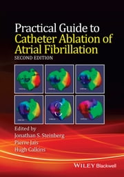 Practical Guide to Catheter Ablation of Atrial Fibrillation ebook by Jonathan S. Steinberg,Pierre Jais,Hugh Calkins