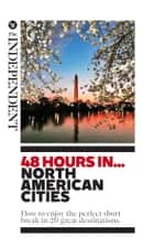 48 Hours In... North American Cities - How to enjoy the perfect short break in 20 great destinations ebook by Simon Calder, et al