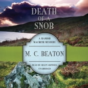 Death of a Snob audiobook by M. C. Beaton