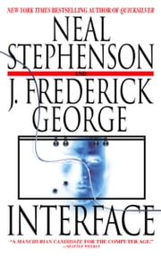 Interface ebook by Neal Stephenson,J. Frederick George