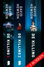 De killing 3-in-1-bundel ebook by David Hewson, Herman van der Ploeg