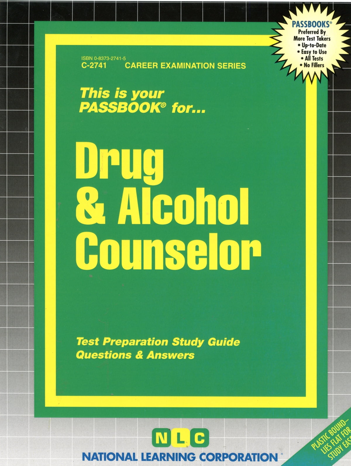 Drug Alcohol Counselor Ebook By National Learning Corporation