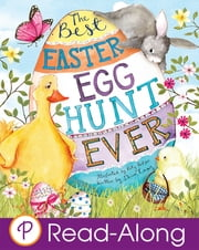 The Best Easter Egg Hunt Ever! ebook by Dawn Casey,Katy Hudson