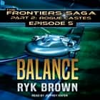 Balance livre audio by Ryk Brown