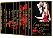 Spicy Christmas Kisses - 11 Romances to Heat Up Your Holidays ebook by Rachelle Ayala,Kelly Collins,Bonnie Edwards