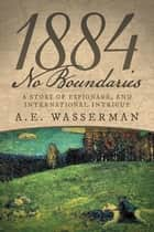 1884 No Boundaries - A Story of Espionage, and International Intrigue ebook by A. E. Wasserman
