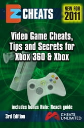 Xbox - Video game cheats tips and secrets for xbox 360 & xbox ebook by The Cheat Mistress