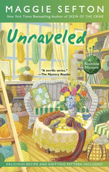 Unraveled ebook by Maggie Sefton