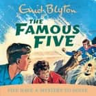Five Have A Mystery To Solve - Book 20 ebook by Enid Blyton