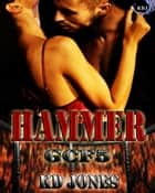 Hammer (Galactic Cage Fighter Series Book 5) ebook by KD Jones