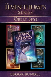 Leven Thumps: The Complete Series - 5-in-1 eBook Bundle ebook by Obert Skye is the bestselling author of the Leven Thumps andPillagy series. He is also the author of the comic novels, The Creature from My Closet. Obert lives in a constant state of wonder. He has a keen sense of smell and is the owner of a great deal of curiosity. For further information about Obert's current whereabouts or state of mind,visit abituneven.com.,0,0