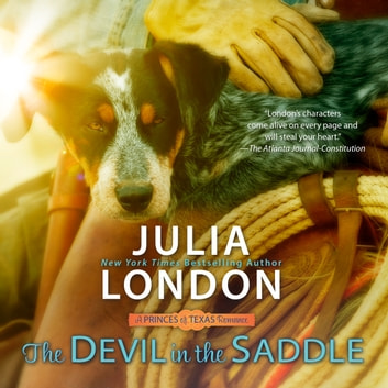 The Devil in the Saddle audiobook by Julia London