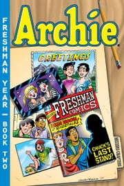 Archie Freshman Year Book 2 ebook by Lash, Batton