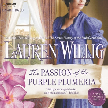 The Passion of the Purple Plumeria audiobook by Lauren Willig