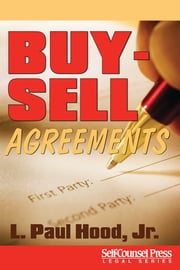 Buy-Sell Agreements (US) ebook by L. Paul Hood Jr.