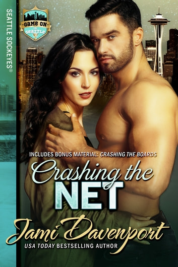 Crashing the Net - Seattle Sockeyes Series ebook by Jami Davenport