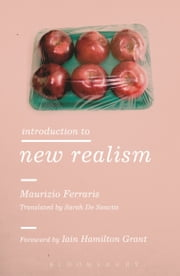 Introduction to New Realism ebook by Maurizio Ferraris