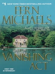 Vanishing Act ebook by Michaels, Fern