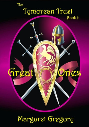 The Tymorean Trust Book 2: Great Ones ebook by Margaret Gregory