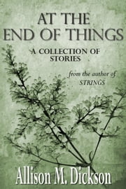 At the End of Things: A Collection of Stories ebook by Allison M. Dickson