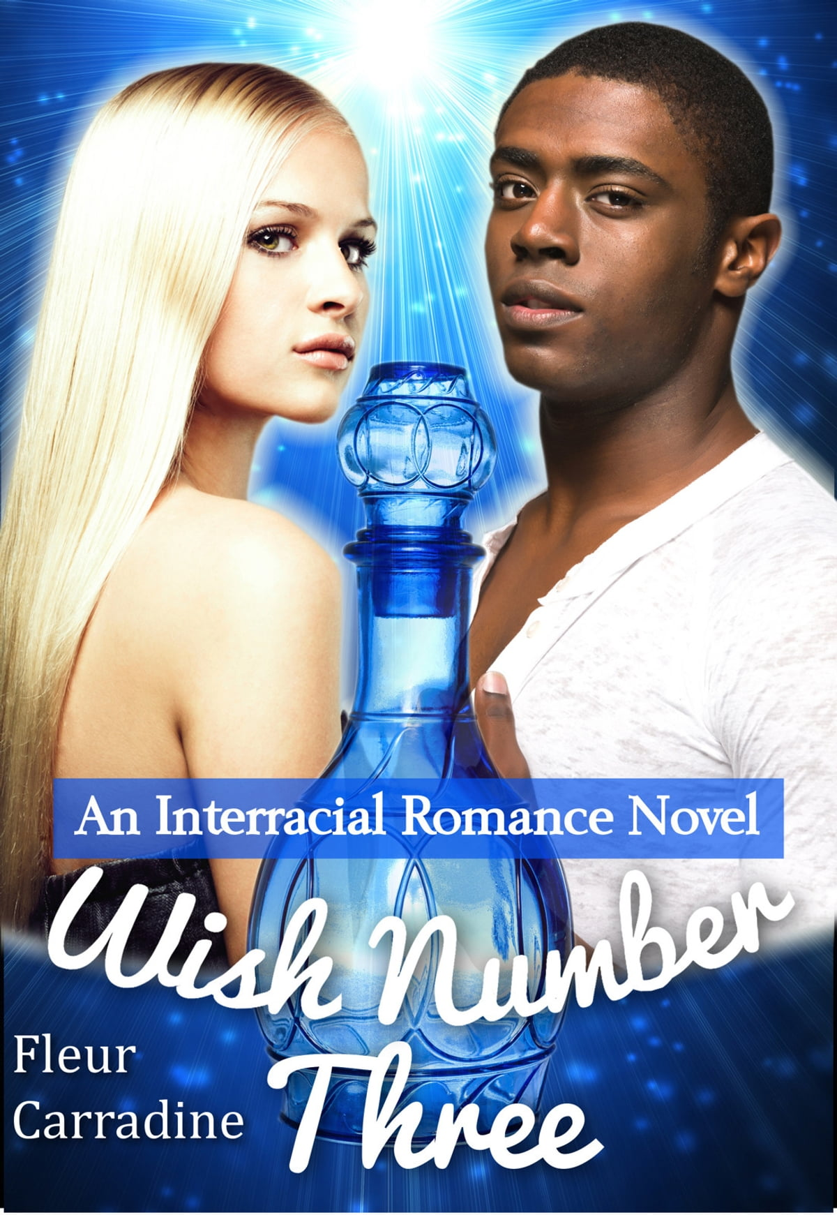 Thought differently, interracial romance writer question think