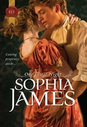 One Illicit Night ebook by Sophia James