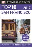 Top 10 San Francisco ebook by DK Travel