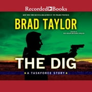 The Dig audiobook by Brad Taylor