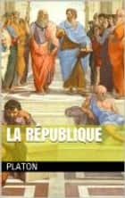 La République ebook by Platon, Victor Cousin
