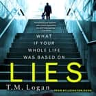 Lies - A Novel Hörbuch by T. M. Logan