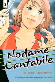 Nodame Cantabile - Volume 3 ebook by Tomoko Ninomiya