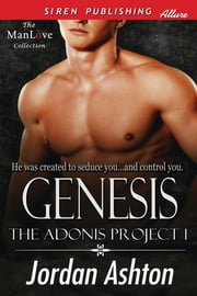 Genesis ebook by Jordan Ashton
