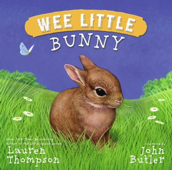 Wee Little Bunny ebook by Lauren Thompson